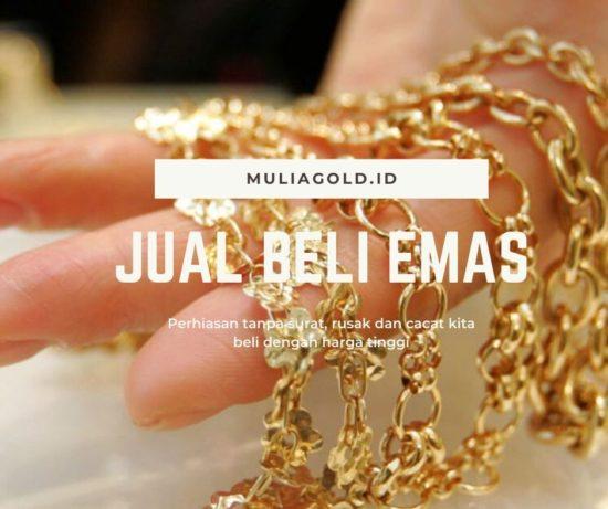 Mulia Gold Jual Beli Emas Tanpa Surat