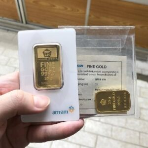 Pengertian logam mulia
