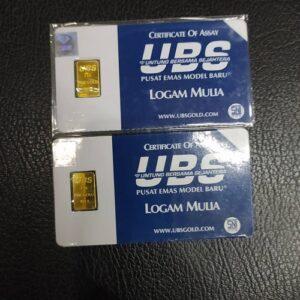 lebih dekat logam mulia UBS