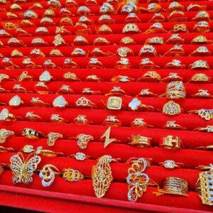 Pengertian kadar dan karat pada perhiasan emas