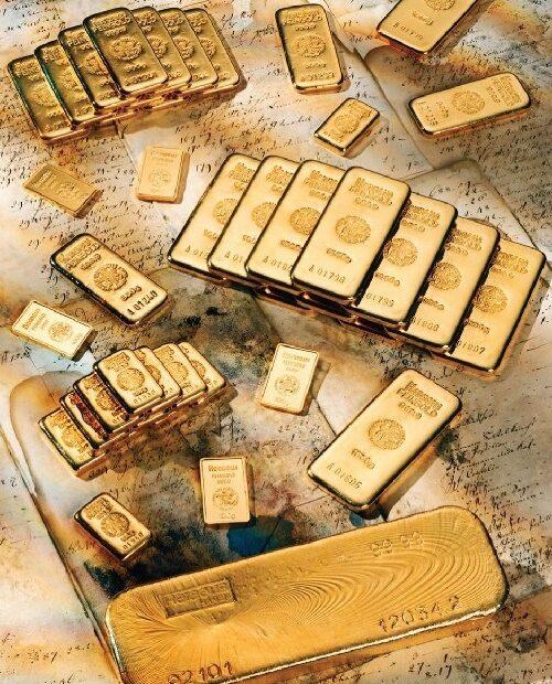 Yang dimaksud emas batangan dan cara menjualnya