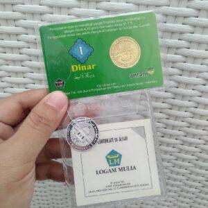 Pilih mana dinar atau dirham untuk investasi
