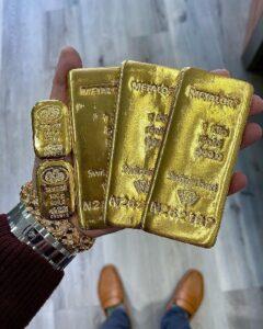 alasan kenapa emas sangat berguna di saat pandemi